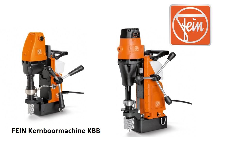FEIN Kernboormachine KBB | DKMTools - DKM Tools