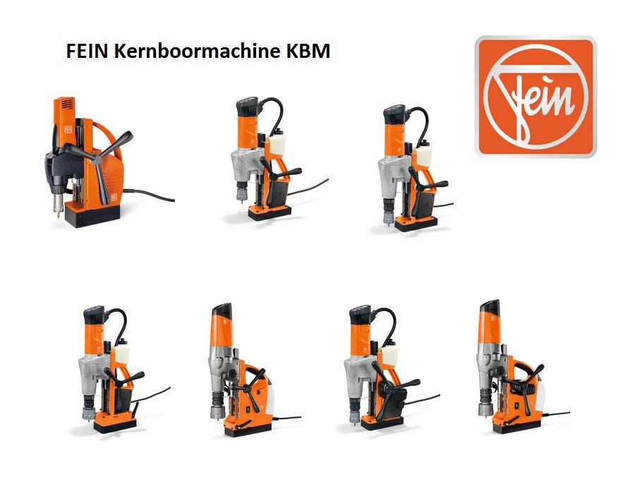 FEIN Kernboormachine KBM | DKMTools - DKM Tools