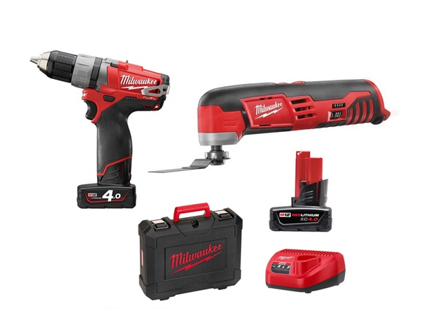 Milwaukee M12. SET 2A | DKMTools - DKM Tools