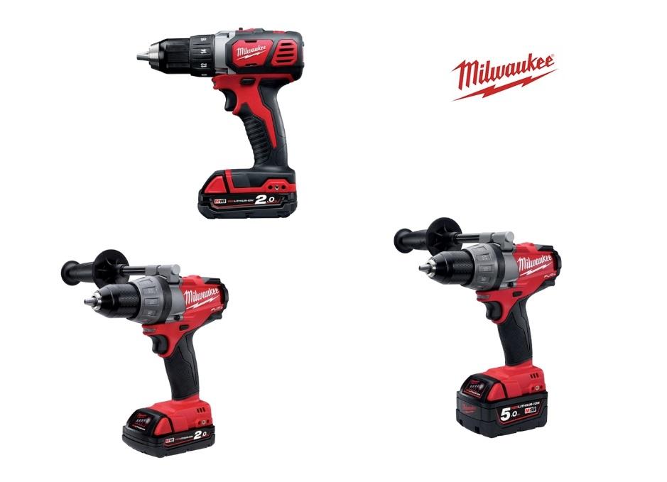 Milwaukee M18. boorschroefmachine | DKMTools - DKM Tools