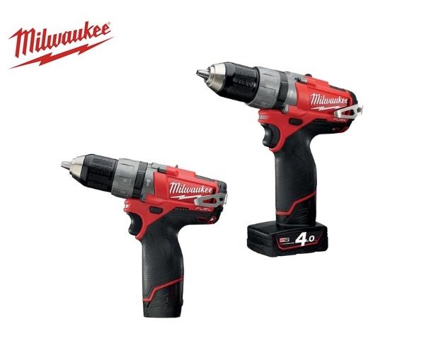 Milwaukee M12. CPD slagboormachine | DKMTools - DKM Tools