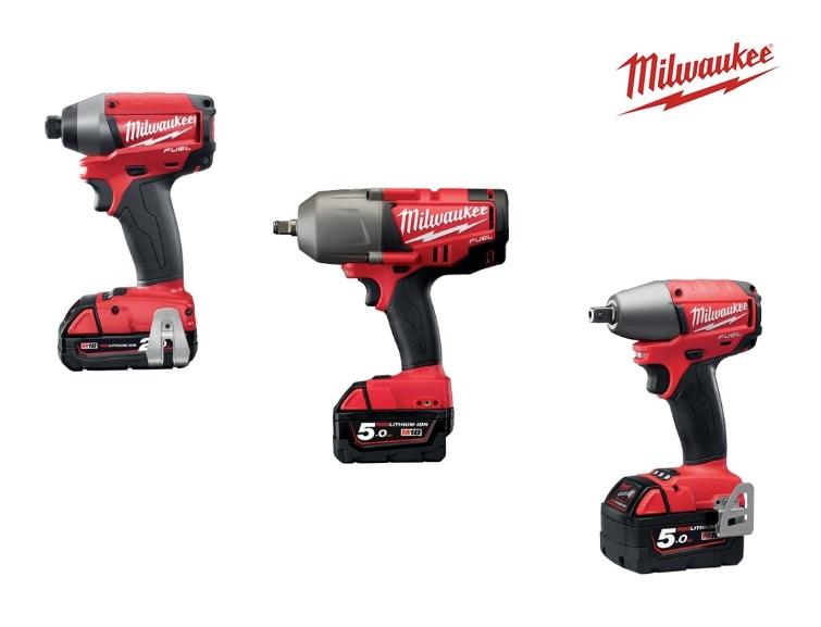 Milwaukee M18. slagmoersleutel | DKMTools - DKM Tools