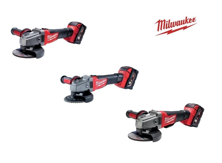 Milwaukee M18CAG. Accu Haakse Slijper | DKMTools - DKM Tools
