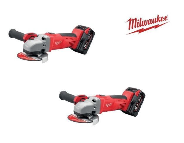 Milwaukee HD28 AG. Accu Haakse Slijper | DKMTools - DKM Tools