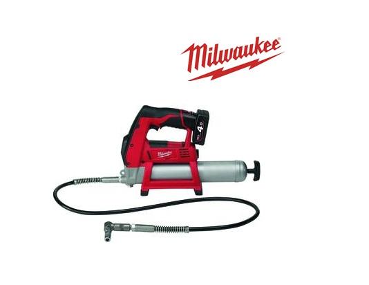 Milwaukee M12GG. Accu Vetspuit | DKMTools - DKM Tools