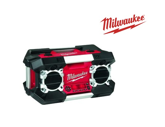 Milwaukee C12 28DCR. Radio | DKMTools - DKM Tools