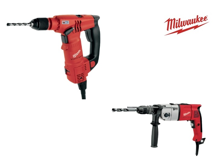 Milwaukee Klopboormachine | DKMTools - DKM Tools