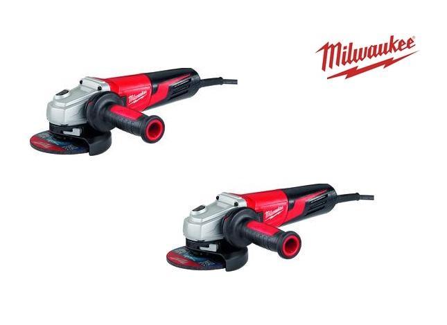 Milwaukee Haakse slijper AGV 15 | DKMTools - DKM Tools
