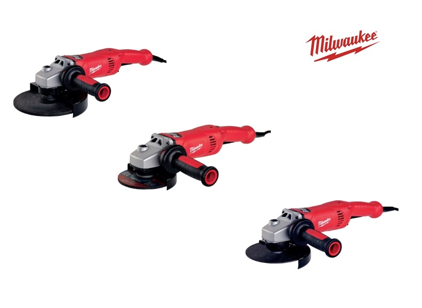 Milwaukee Haakse slijper AGV 17 | DKMTools - DKM Tools