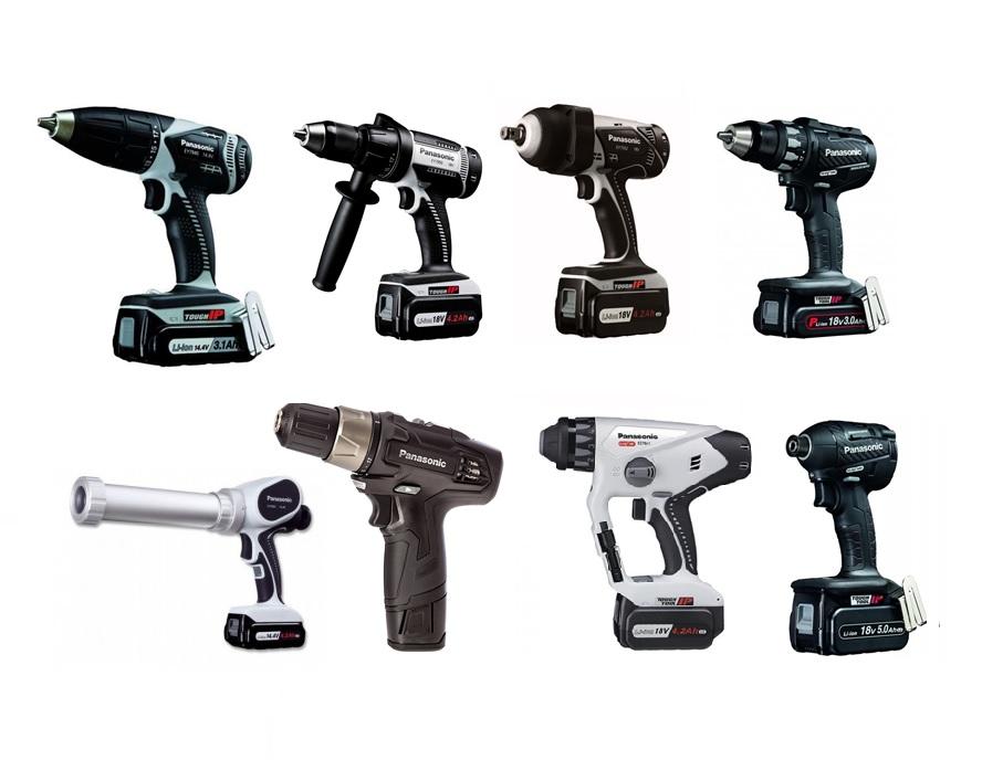 Panasonic Accu gereedschap | DKMTools - DKM Tools