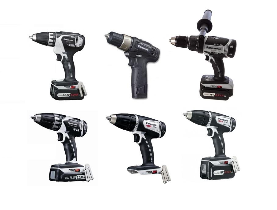 Panasonic Accu Boorschroefmachines | DKMTools - DKM Tools