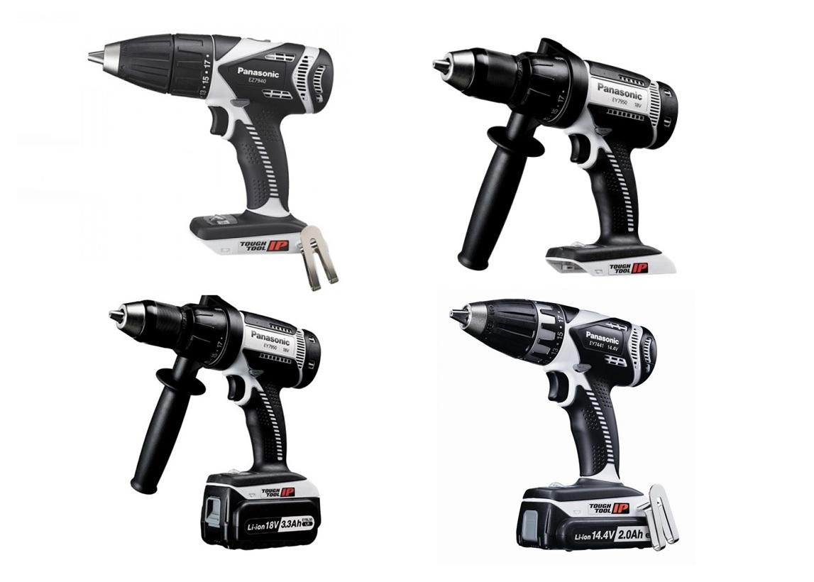Panasonic Accu Schroef klopboor machines | DKMTools - DKM Tools