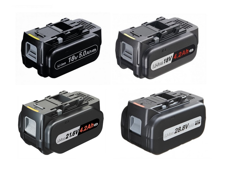 Panasonic Li ion Accu | DKMTools - DKM Tools