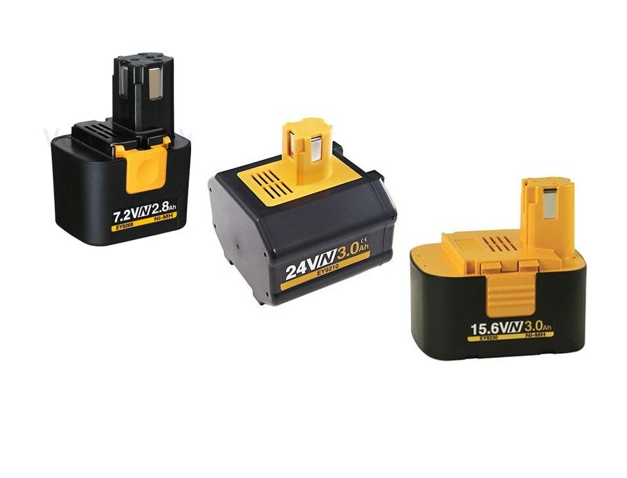 Panasonic Ni MH Accu | DKMTools - DKM Tools