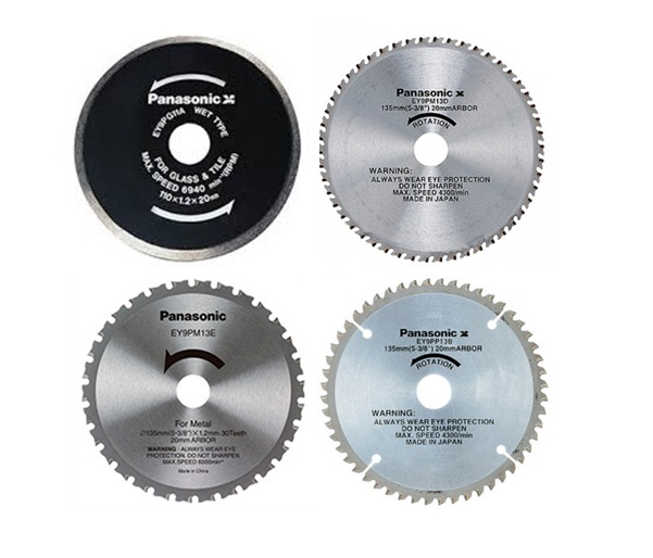 Panasonic Zaagbladen | DKMTools - DKM Tools