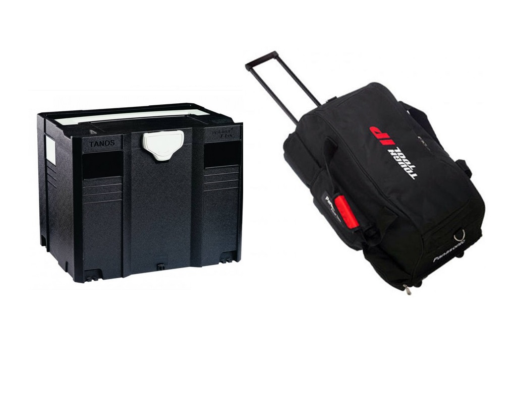 Panasonic Systainers en tassen | DKMTools - DKM Tools