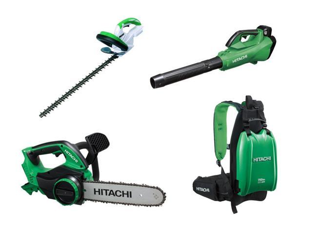 Hitachi Accu tuingereedschap | DKMTools - DKM Tools