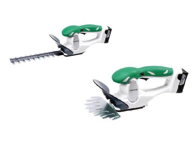 Hitachi Accu graskantenschaar | DKMTools - DKM Tools