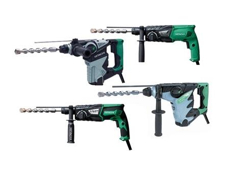 Hitachi Boor hakhamers | DKMTools - DKM Tools