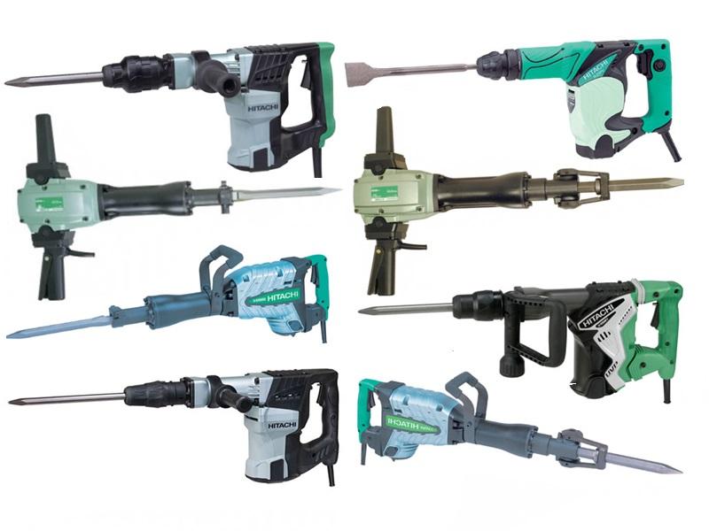 Hitachi Hak breekhamers | DKMTools - DKM Tools