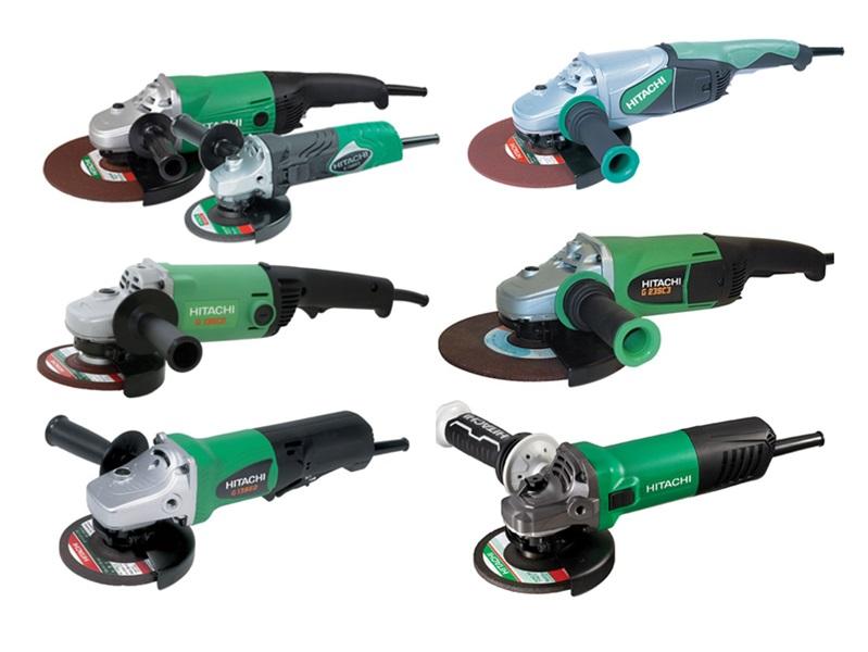 Hitachi Haakse slijpmachines | DKMTools - DKM Tools
