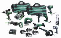 Hitachi Accu machines | DKMTools - DKM Tools