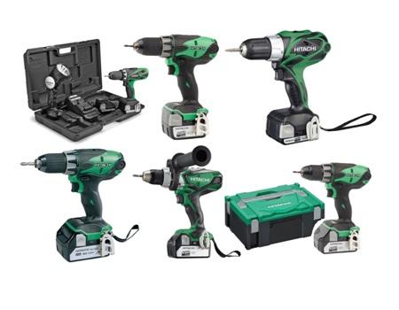 Hitachi Accu Boor schroefmachine | DKMTools - DKM Tools