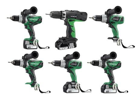 Hitachi Accu Klop Boor Schroefmachines | DKMTools - DKM Tools