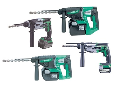 Hitachi Accu Boorhamers | DKMTools - DKM Tools