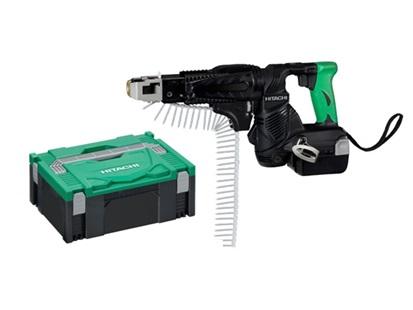 Hitachi Accu Snelschroefautomaten | DKMTools - DKM Tools
