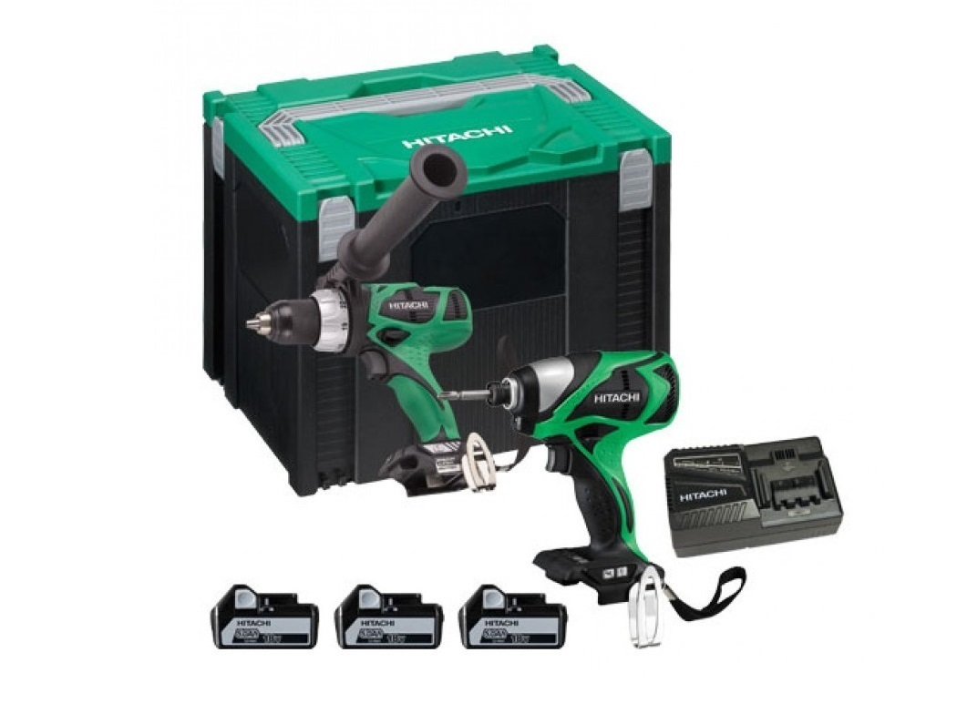 Hitachi Accu Powerpacks | DKMTools - DKM Tools