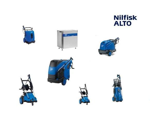 Nilfisk Alto 60Hz machines | DKMTools - DKM Tools