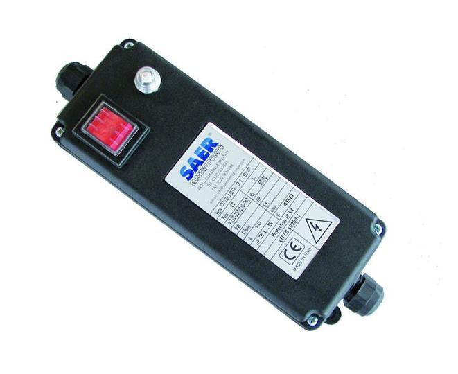 Condensatorkast 230V SAER | DKMTools - DKM Tools