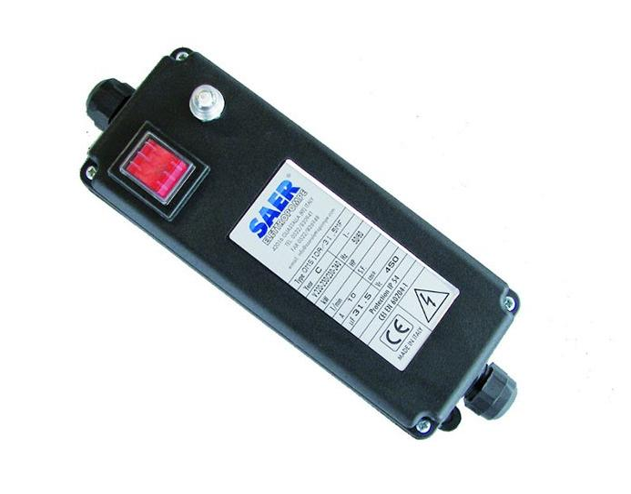 Condensatorkasten QMS SAER | DKMTools - DKM Tools