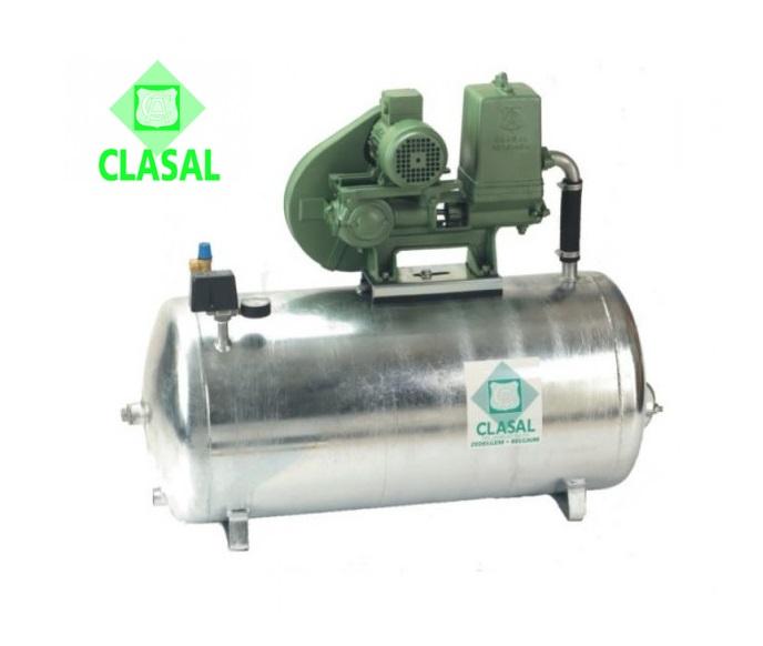 CLASAL HERCULES Zuigerpompen met drukvat | DKMTools - DKM Tools
