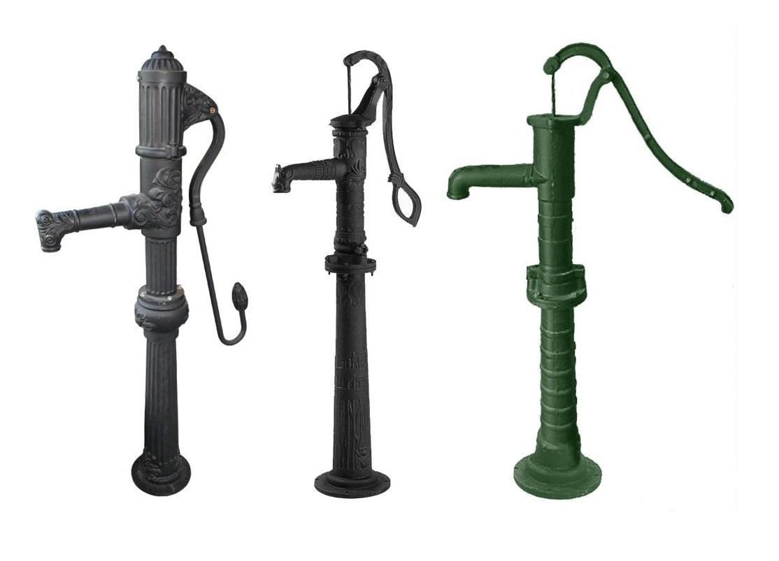 Gietijzeren handpompen | DKMTools - DKM Tools