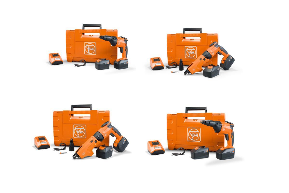 FEIN accu schroefmachine voor droge montagebouw | DKMTools - DKM Tools