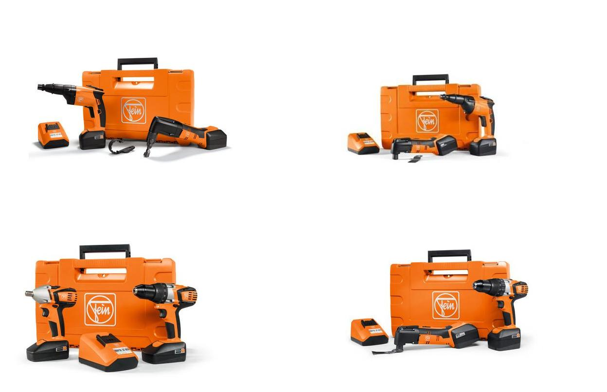 FEIN Accu Combopacks | DKMTools - DKM Tools
