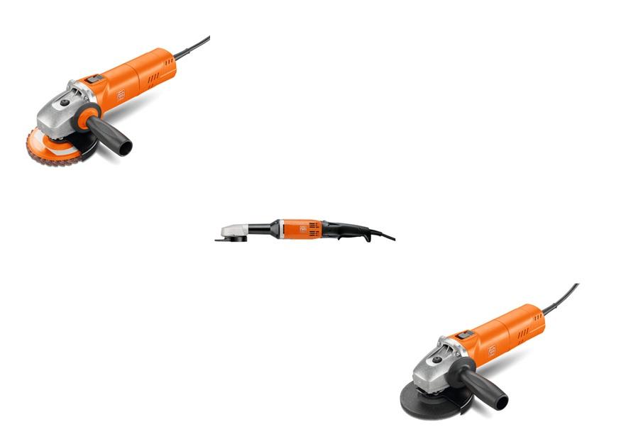 FEIN compacte haakse slijper | DKMTools - DKM Tools