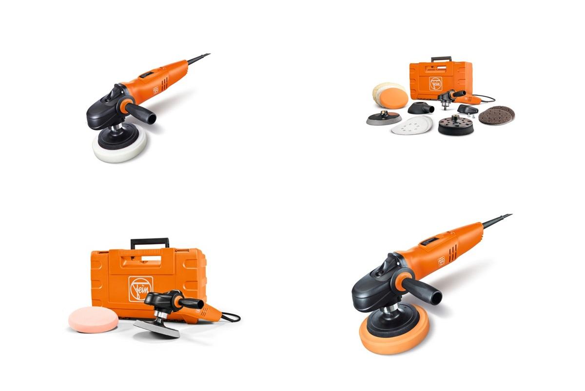 FEIN polijstmachine | DKMTools - DKM Tools