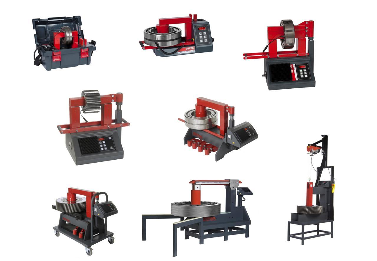 Inductieverwarmer | DKMTools - DKM Tools