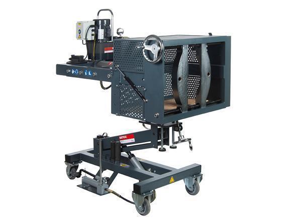 BETEX MOBIPULLER 25 en 50 ton | DKMTools - DKM Tools