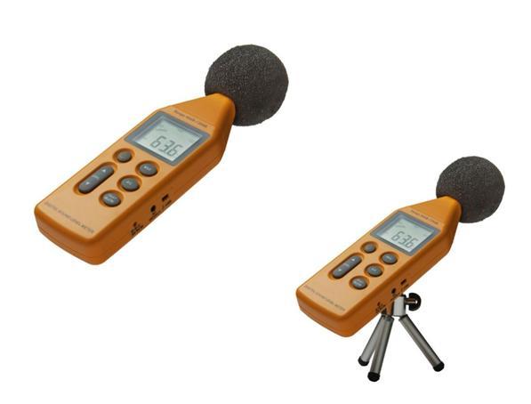 Decibel meter Geluidsmeter BETEX | DKMTools - DKM Tools