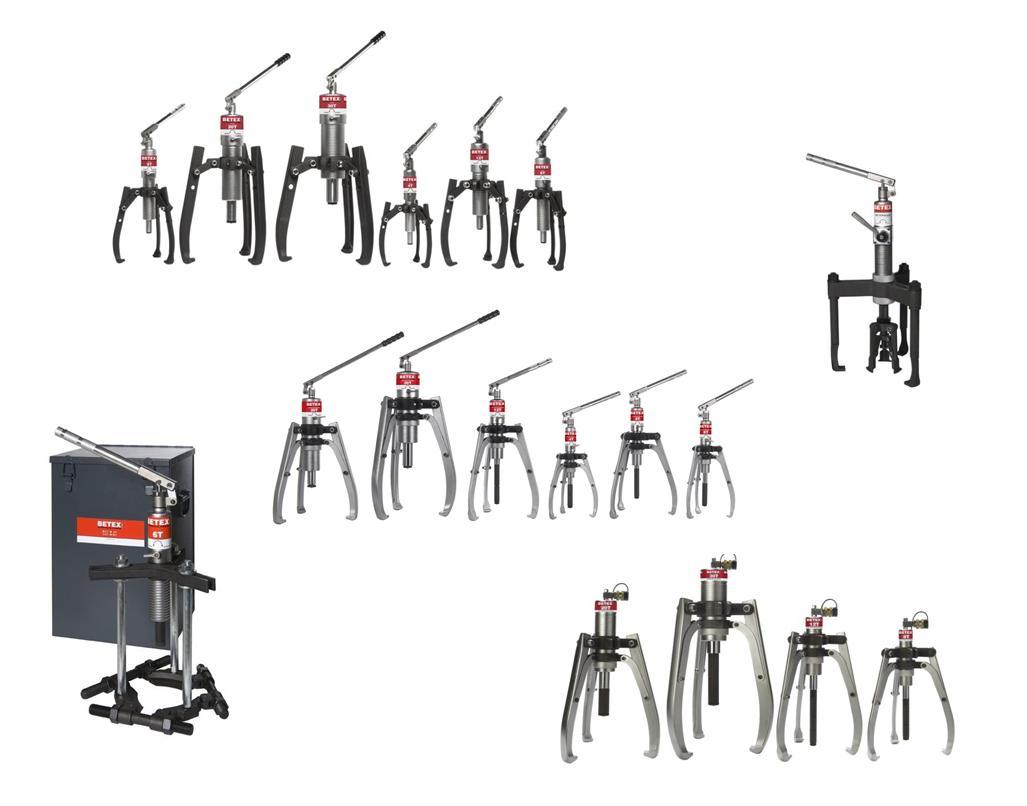 Hydraulische trekkers | DKMTools - DKM Tools