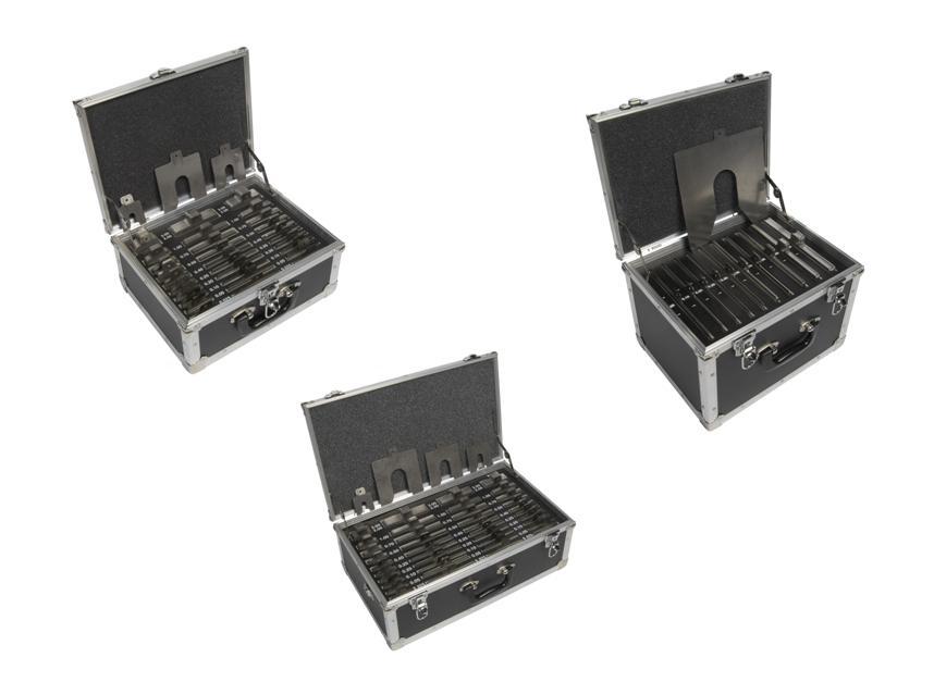 Vulplaten koffers Betex | DKMTools - DKM Tools