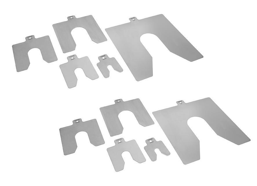 Vulplaten shims | DKMTools - DKM Tools