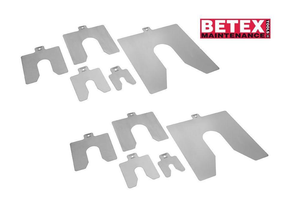 Afpelbare vulplaten RVS BETEX | DKMTools - DKM Tools