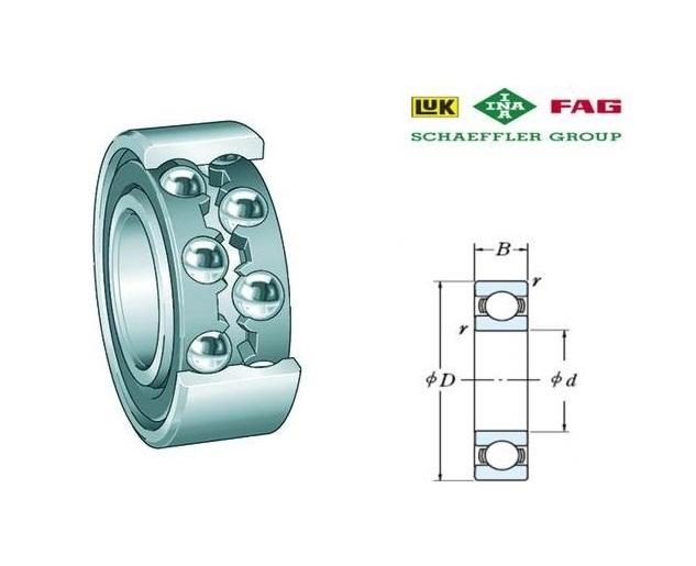 FAG 4000 Groefkogellagers tweerijig   DKMTools - DKM Tools