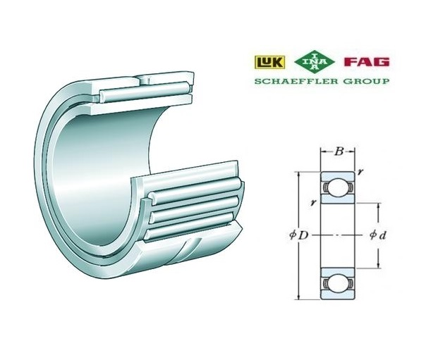 INA NA Naaldlagers | DKMTools - DKM Tools
