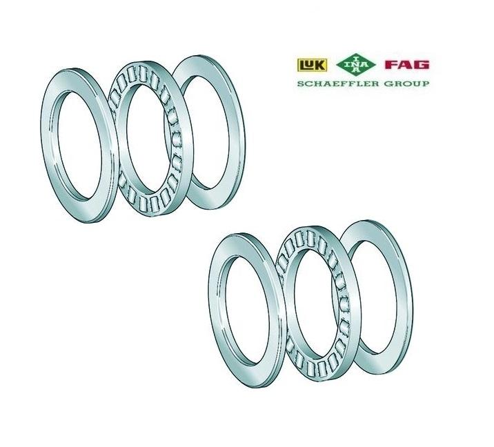 Axiaal cilinderrollenlagers INA | DKMTools - DKM Tools